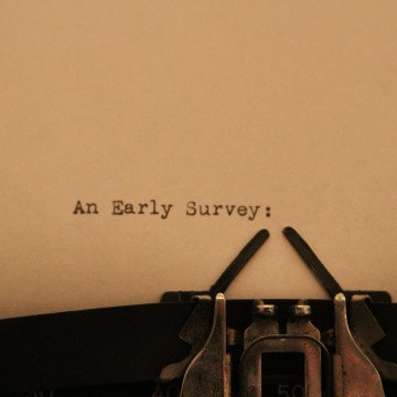 An Early Survey